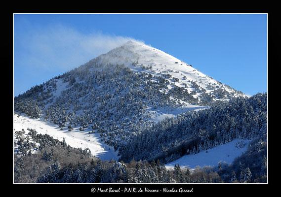 Mont Barral - P.N.R. du Vercors © Nicolas GIRAUD
