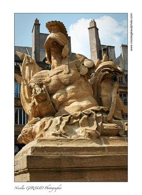 Metz - Place d'Arme © Nicolas GIRAUD