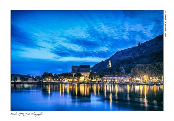Tournon sur Rhône © Nicolas GIRAUD