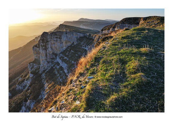 Montagne de Beurre - P.N.R. du Vercors © Nicolas GIRAUD