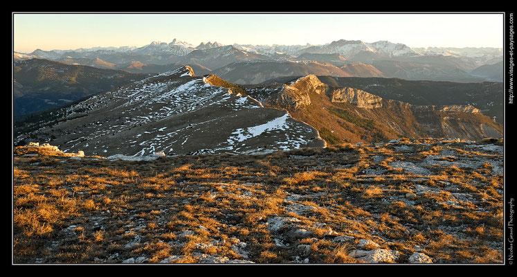Montagne de l'Aup - Hautes Alpes © Nicolas GIRAUD