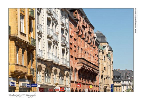 Metz Boulevard © Nicolas GIRAUD