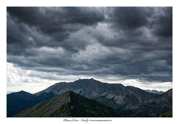 Plateau de Bure - Dévoluy © Nicolas GIRAUD