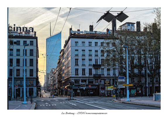 Quartier Brotteaux © Nicolas GIRAUD