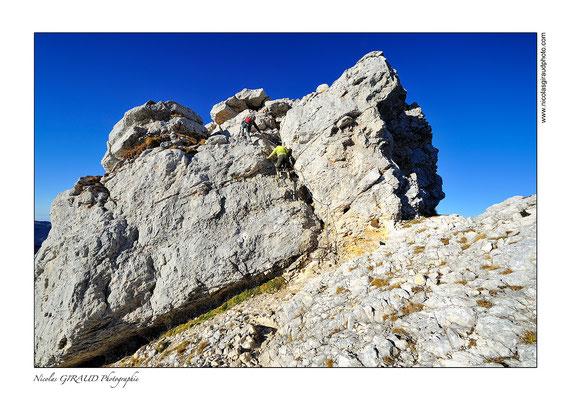 Chamechaude - P.N.R. Massif de la Chartreuse