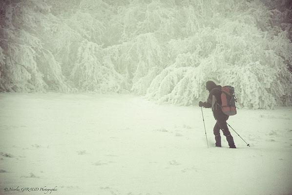 Chaine des Puys - P.N.R. des Monts Auvergne © Nicolas GIRAUD