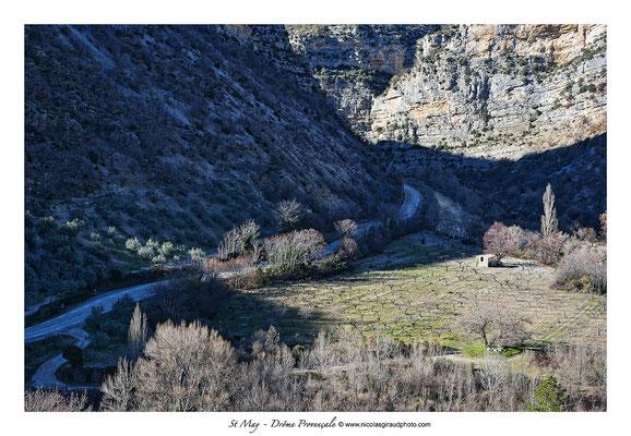 Gorges de l'Eygue - Drôme Provençale © Nicolas GIRAUD