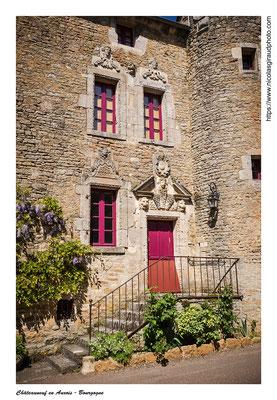 Châteauneuf en Auxois - Côte d'Or © Nicolas GIRAUD