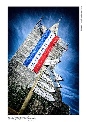 Libération 44 - Portbail © Nicolas GIRAUD