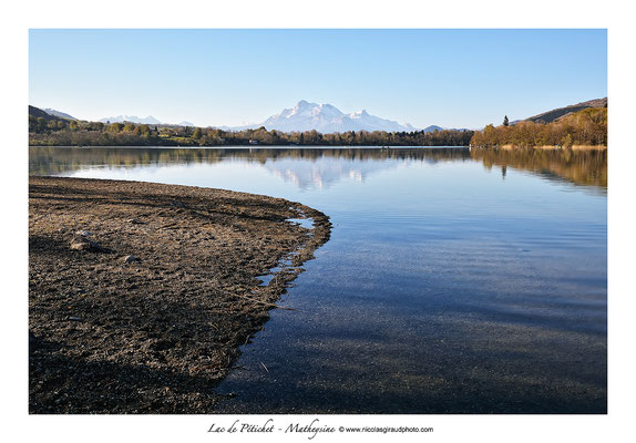 Lac de Pétichet - Matheysine (Dauphiné) © Nicolas GIRAUD