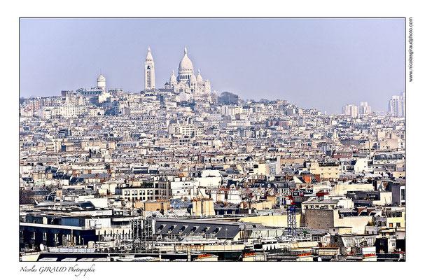 Paris Montmartre © Nicolas GIRAUD
