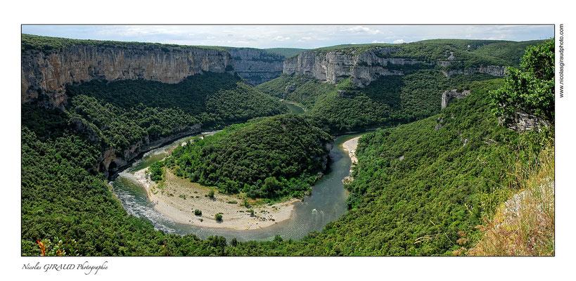 Gorges de l'Ardèche - Ardèche Méridionale