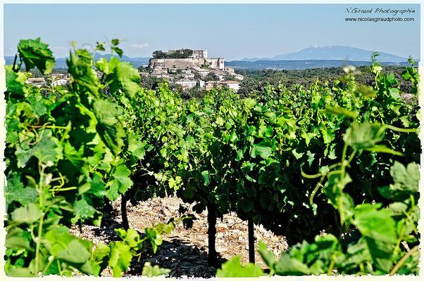 Grignan - Drôme Provençale © Nicolas GIRAUD