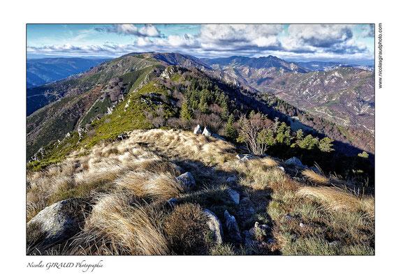 Tanargue - Mont Aigü - P.N.R. des Monts d'Ardèche