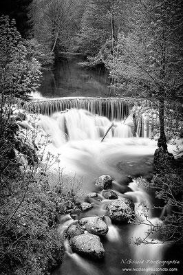 Cascade de l'Auzène - Ardèche © Nicolas GIRAUD