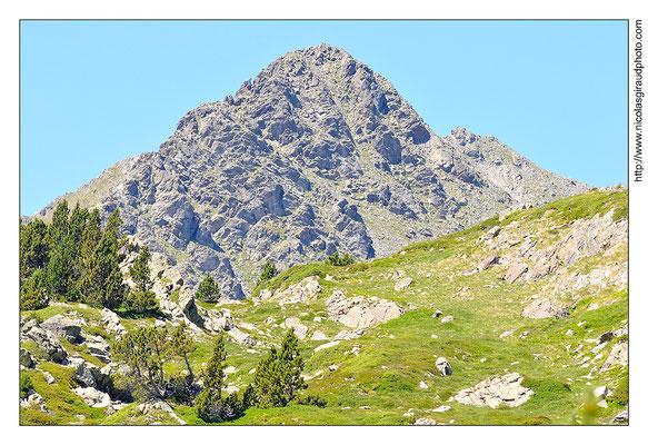 Site des Camporells - Pyrénées Orientales © Nicolas GIRAUD