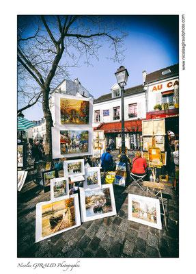 Montmartre © Nicolas GIRAUD