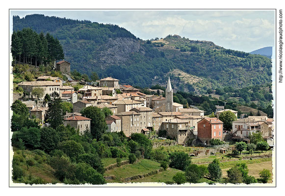 Saint Pierreville - Ardèche  © Nicolas GIRAUD