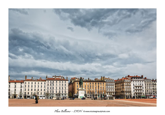 Place Bellecour © Nicolas GIRAUD