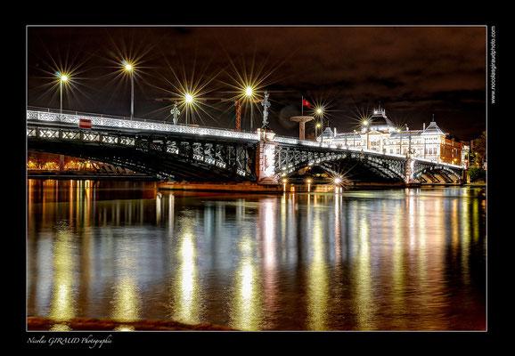 Pont Université © Nicolas GIRAUD