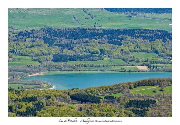 Lac de Pétichet - Matheysine - Dauphiné © Nicolas GIRAUD