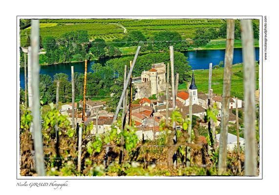 Vallée du Rhône - Chateaubourg © Nicolas GIRAUD