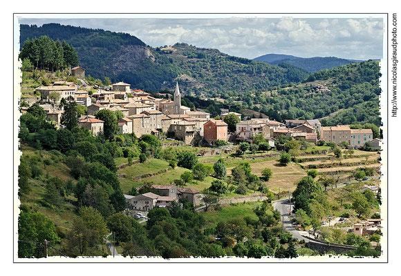 St Pierreville  - P.N.R. des Monts d'Ardèche