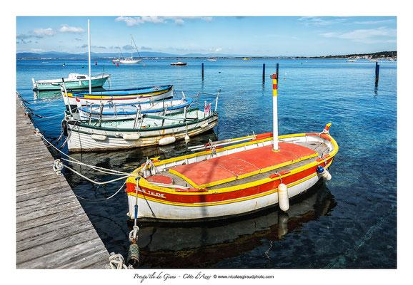 La Madrague - Presqu'île de Giens © Nicolas GIRAUD