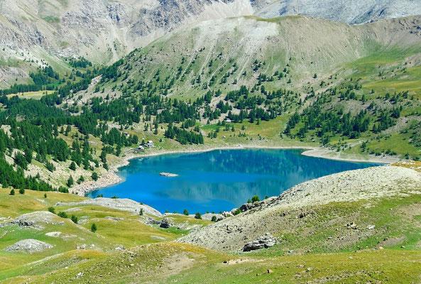 Lac d'Allos - Mercantour © Nicolas GIRAUD
