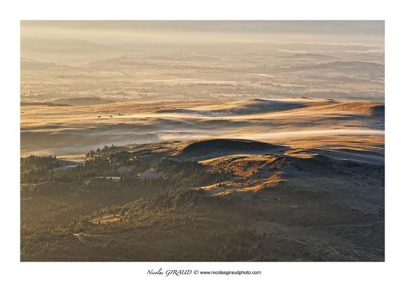 Puy de Niermont - Monts du Cantal © Nicolas GIRAUD