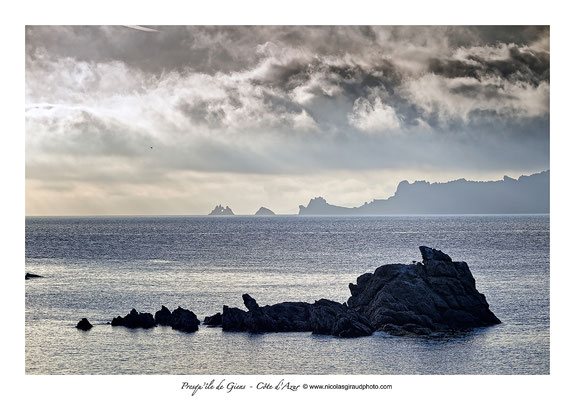 Cap des Mèdes - Porquerolles - Côte d'Azur © Nicolas GIRAUD
