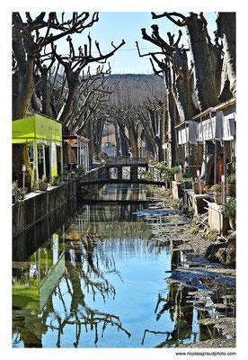 Goudargues - Gard © Nicolas GIRAUD