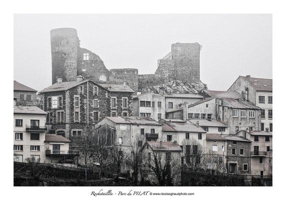 Rochetaillée - Parc du Pilat © Nicolas GIRAUD