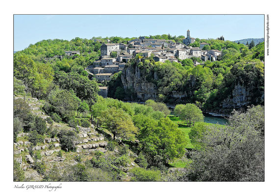 Balazuc - Sud Ardèche