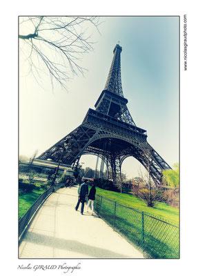 Paris Eiffel © Nicolas GIRAUD