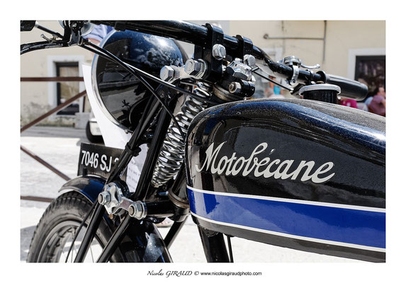 Motobecane © Nicolas GIRAUD