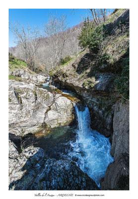 Vallée de l'Auzène - P.N.R. des Monts d'Ardèche © Nicolas GIRAUD