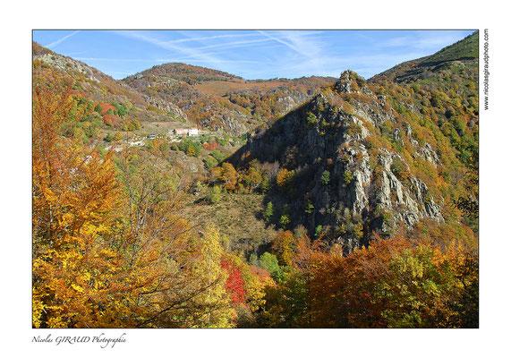 Burzet - P.N.R. des Monts d'Ardèche