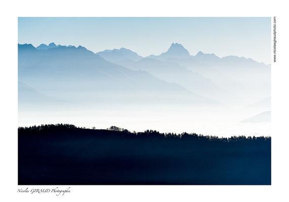 Massif des Ecrins © Nicolas GIRAUD
