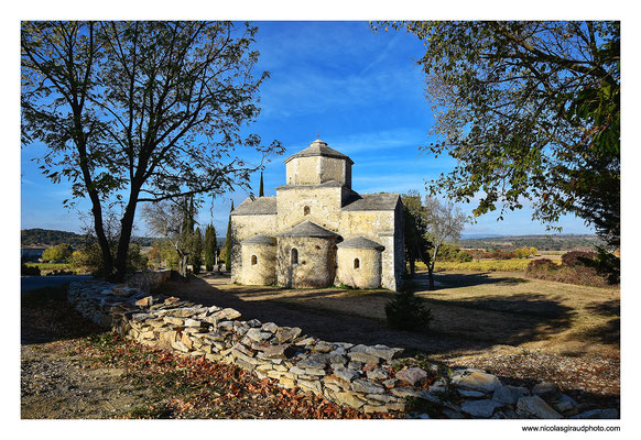 Larnas - Bas Vivarais - Ardèche