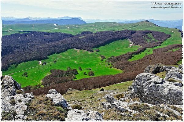 Plateau d'Ambel - P.N.R. du Vercors © Nicolas GIRAUD