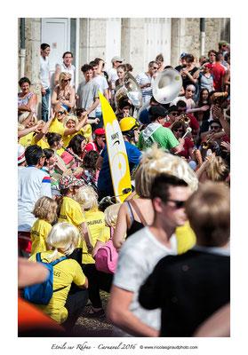 Carnaval Etoile sur Rhône - Drôme © Nicolas GIRAUD