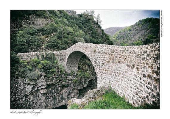 Pont du Diable - P.N.R. des Monts d'Ardèche