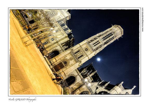 Paris St Germain l'Auxerrois © Nicolas GIRAUD