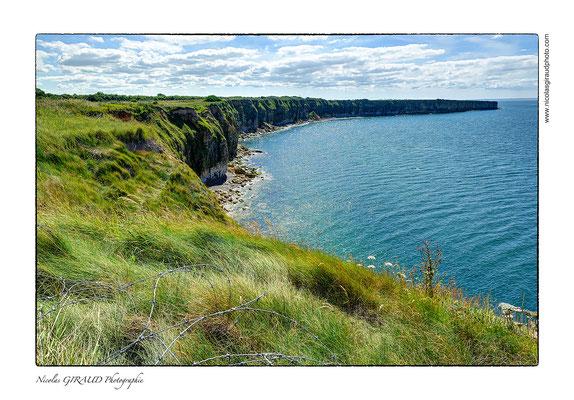 Pointe du Hoc - Cotentin © Nicolas GIRAUD