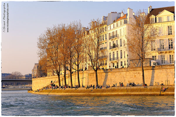 Paris Seine © Nicolas GIRAUD
