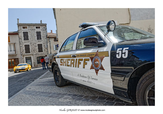 Sheriff LA © Nicolas GIRAUD