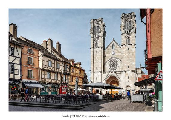 Chalon sur Saône - Bourgogne © Nicolas GIRAUD