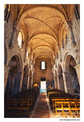 Abbaye de Léoncel - P.N.R. du Vercors © Nicolas GIRAUD