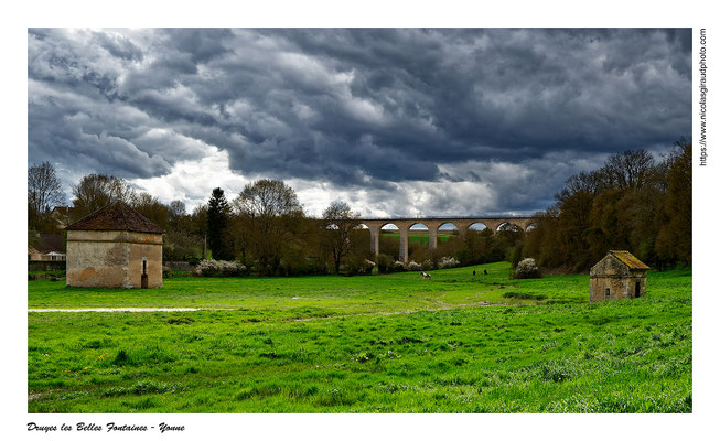 Druyes les Belles Fontaines - Puisaye © Nicolas GIRAUD